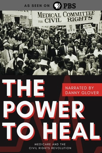 Poster of The Power to Heal: Medicare and the Civil Rights Revolution