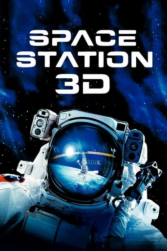 Poster of Space Station 3D