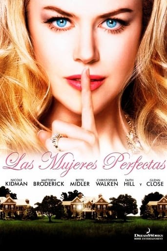 Poster of Las mujeres perfectas