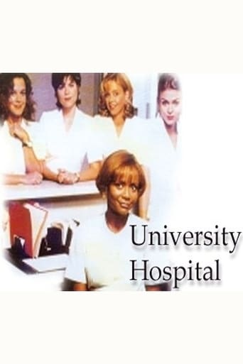 Poster of University Hospital
