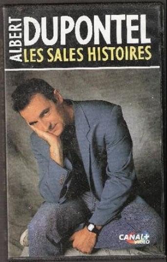 Poster of Albert Dupontel - Sales histoires