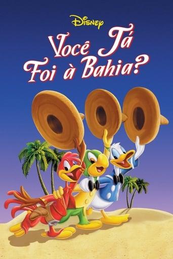 Você Já foi à Bahia? - Poster