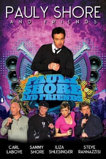 Poster of Pauly Shore & Friends
