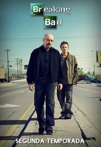 Breaking Bad 2ª Temporada - Poster