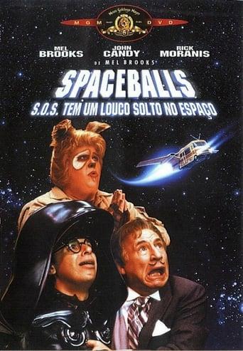 S.O.S.: Tem um Louco Solto no Espaço Torrent (1987) Dublado BluRay 720p – Download