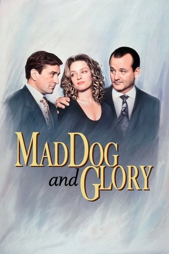 Mad Dog and Glory (1993) - poster