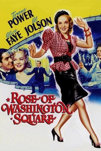Poster of Rose of Washington Square