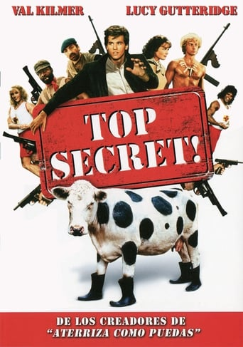 Poster of Top Secret!