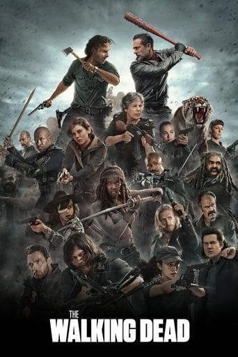 The Walking Dead 1ª 2ª 3ª 4ª 5ª 6ª 7ª 8ª 9ª 10ª Temporada Torrent – 2010 a 2019 Dublado / Dual Áudio (WEB-DL) 720p e 1080p – Download