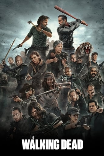 The Walking Dead 1ª 2ª 3ª 4ª 5ª 6ª 7ª 8ª Temporada Completa Torrent – BluRay 1080p | 720p Dublado / Dual Áudio 5.1