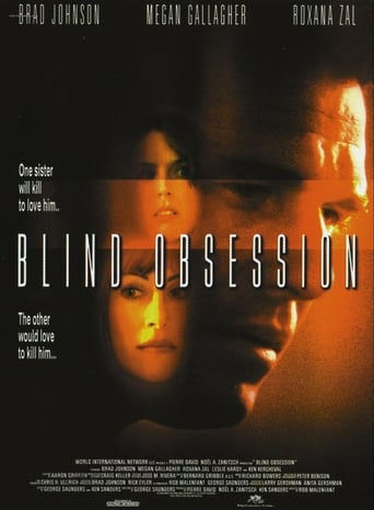 Poster of Blind Obsession