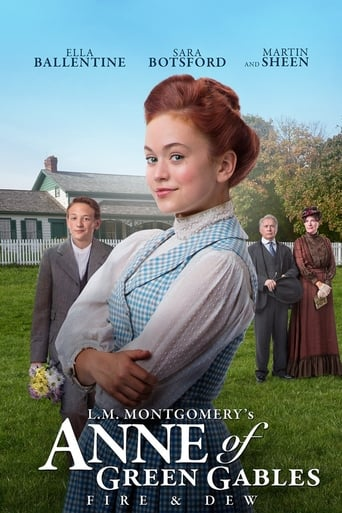 Poster of Anne of Green Gables: Fire & Dew