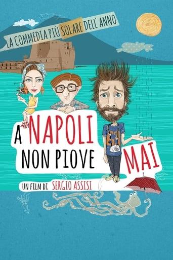 Poster of A Napoli non piove mai
