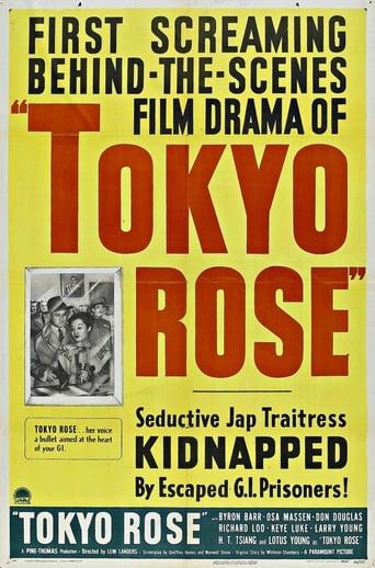 Poster of Tokyo Rose