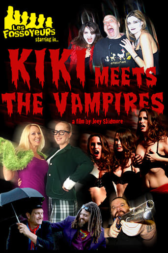 Watch Kiki Meets the Vampires full movie downlaod openload movies