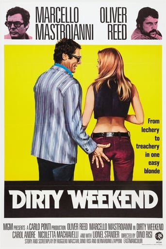 Poster of Dirty Weekend