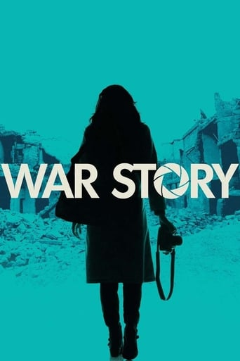 Poster of War Story