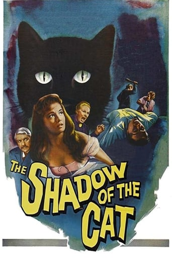 Poster of The Shadow of the Cat