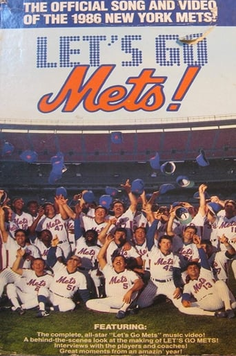 Poster of Let's Go Mets
