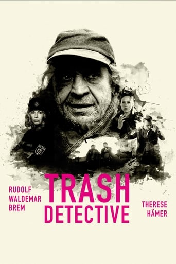 Poster of Trash Detective