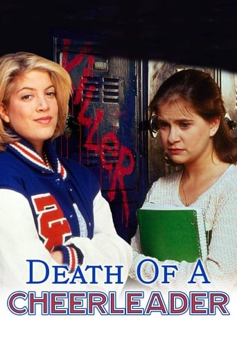 Poster of Death of a Cheerleader