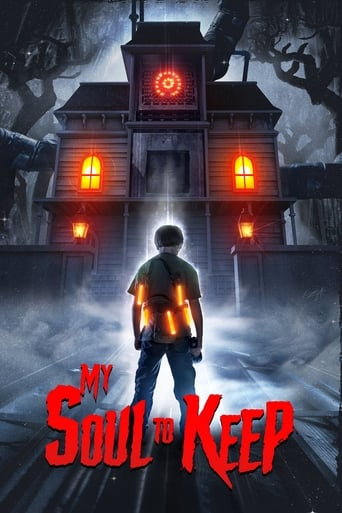 My Soul to Keep Poster