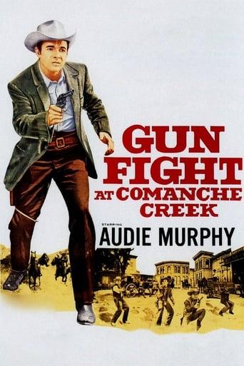Poster of Gunfight at Comanche Creek