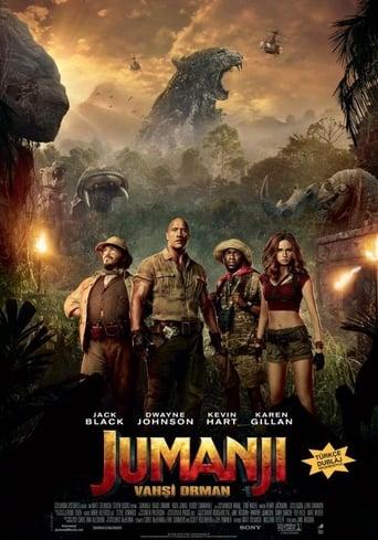 Poster of Jumanji: Vahşi Orman