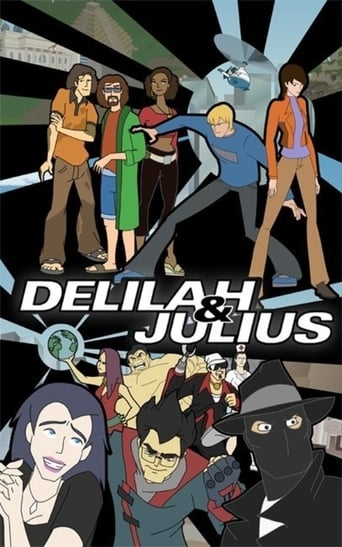 Poster of Delilah and Julius