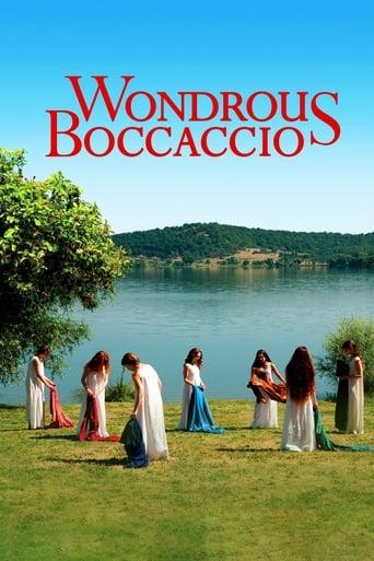 Poster of Wondrous Boccaccio