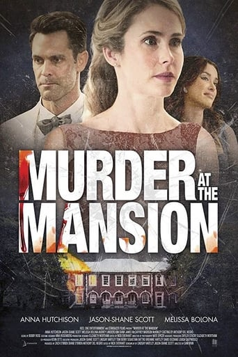 Poster of Murder at the Mansion