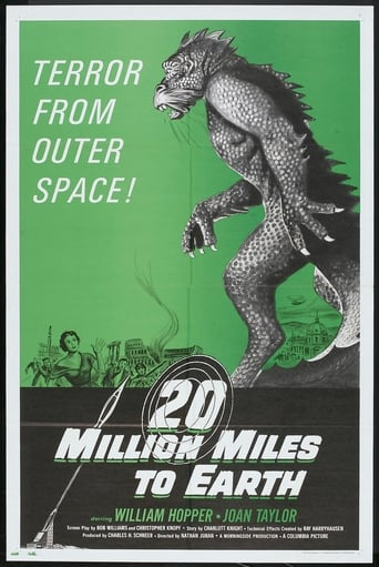 Poster of 20 Million Miles to Earth
