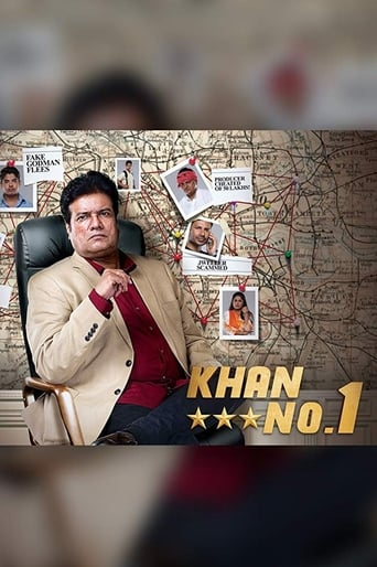Poster of Khan: No. 1 Crime Hunter (2018)