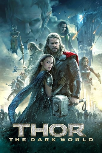 Poster of Thor: The Dark World