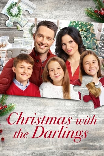 Poster of Christmas with the Darlings