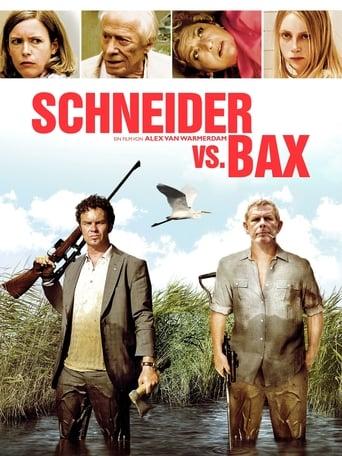 Filmplakat von Schneider vs. Bax