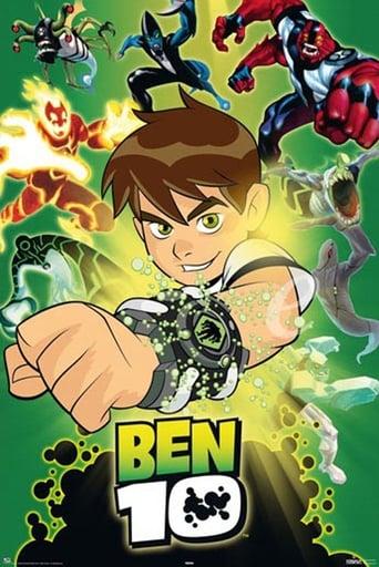 Poster of Ben 10