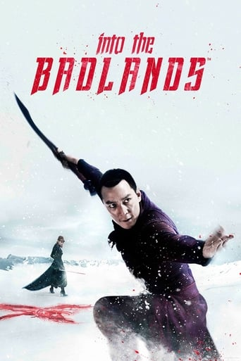 Poster of Into the Badlands fragman