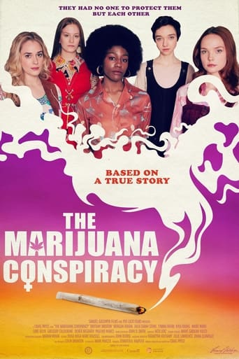 Poster The Marijuana Conspiracy