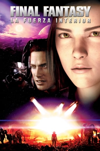 Poster of Final Fantasy: La Fuerza Interior