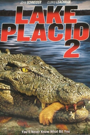 Poster of Lake Placid 2