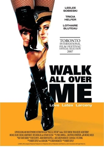 Poster of Walk All Over Me