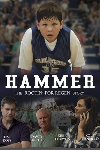 Poster of Hammer: The 'Rootin' for Regen' story