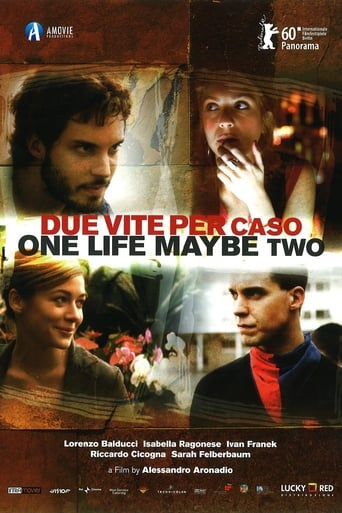 Poster of Due vite per caso