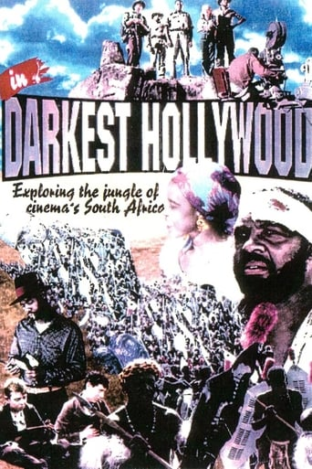 Poster of In Darkest Hollywood: Cinema and Apartheid
