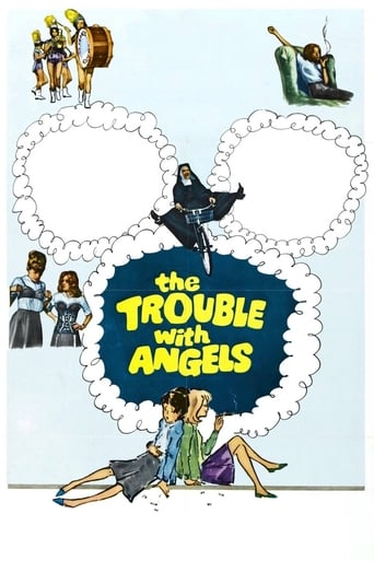 The Trouble with Angels Poster