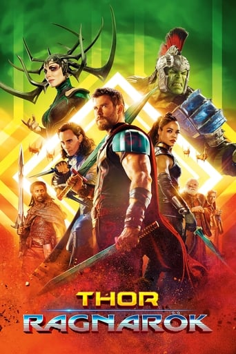 Poster of Thor: Ragnarök