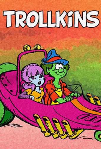 Poster of Trollkins