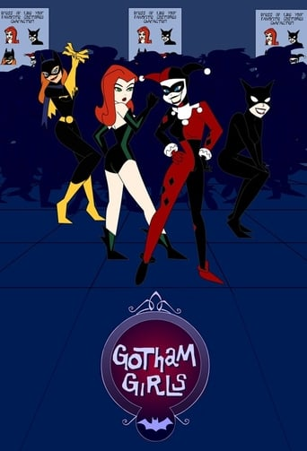 Poster of Gotham Girls