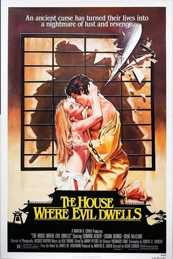 Poster of The House Where Evil Dwells